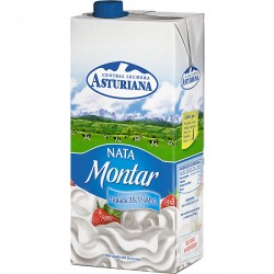 Nata Liquida Asturiana 35% M.G.